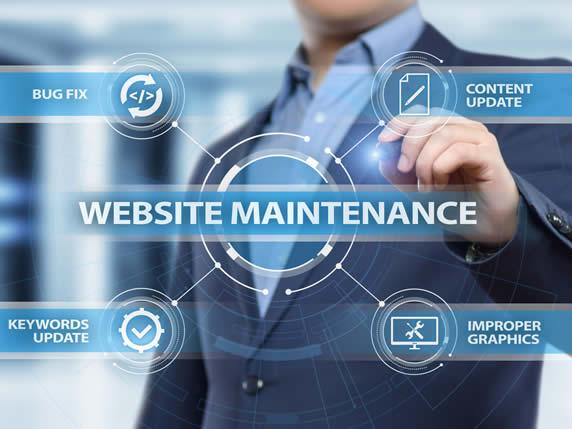 website maintenance premium